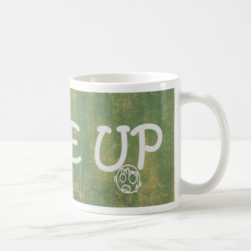 despierte la taza de café