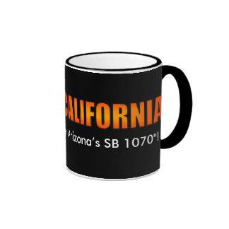 Despierte la taza de California