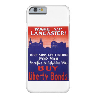 Despierte Lancaster Funda Barely There iPhone 6