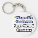 Despierte… un sueño más elegante con un biblioteca llavero personalizado