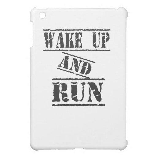 Despierte y corra