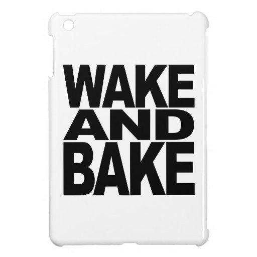 Despierte y cueza iPad mini fundas