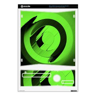 despiralization 8  Xbox 360 S console skin