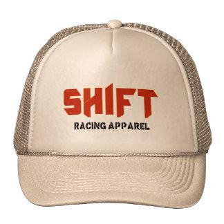 Desplace el gorra del Vintage-estilo