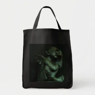 Despondent Gargoyle Tote Bag