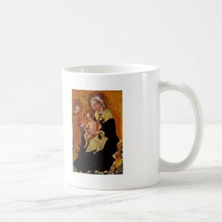 Desposorio de Catherine de Fabriano gentil Tazas