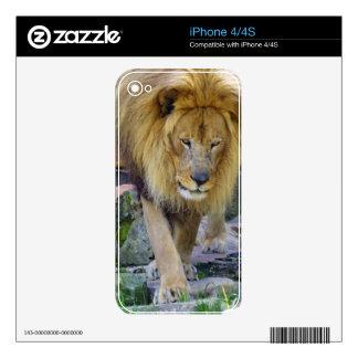 Despredador Calcomanías Para iPhone 4S