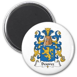 Desprez Family Crest Magnet