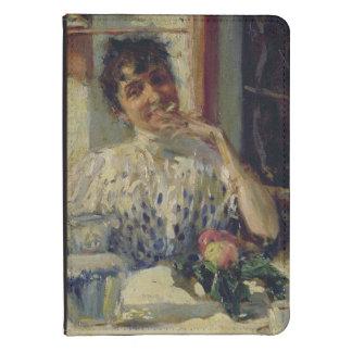 Después de almuerzo en el Moncia, c.1900 Funda De Kindle Touch