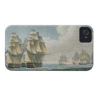 Después de la batalla de Trafalgar, el 21 de iPhone 4 Cárcasas