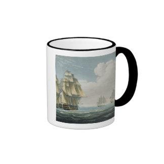 Después de la batalla de Trafalgar, el 21 de octub Tazas De Café