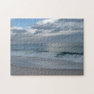 Después de la tormenta - cielo y mar puzzle