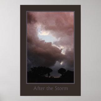 Después de la tormenta poster