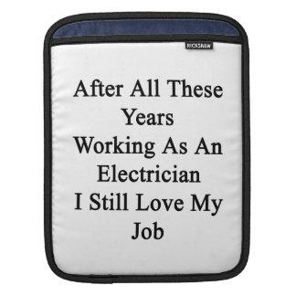 Después de todos estos años que trabajan como fundas para iPads