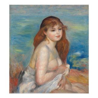 Después del baño de Pierre-Auguste Renoir Fotografías