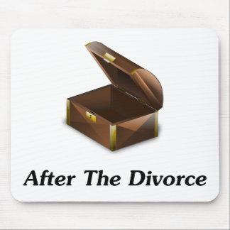 Después del divorcio alfombrillas de ratones