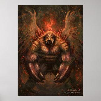 Desrukter Poster