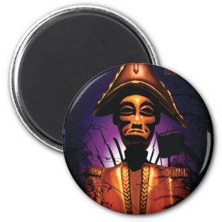 Dessalines 2 Inch Round Magnet