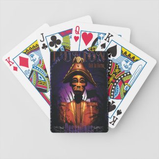 Dessalines Bicycle Playing Cards