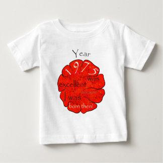 Dessalinia - Year 1975 Baby T-Shirt