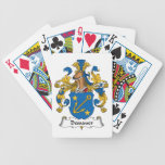 Dessauer Family Crest Bicycle Playing Cards