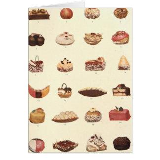 Dessert Fancies Card