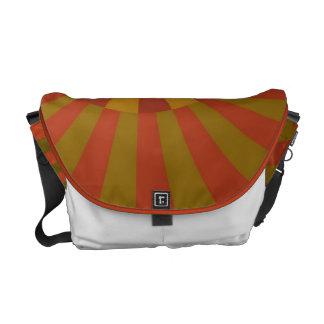 Dessert Fractal Rickshaw Medium Messenger Bag