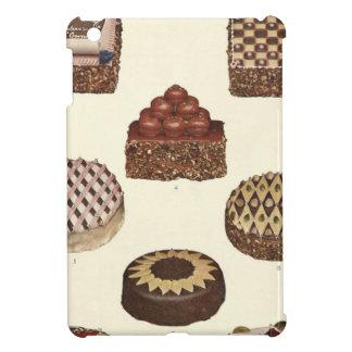 Dessert Gateaux iPad Mini Cover