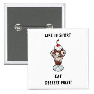 Dessert Life Button