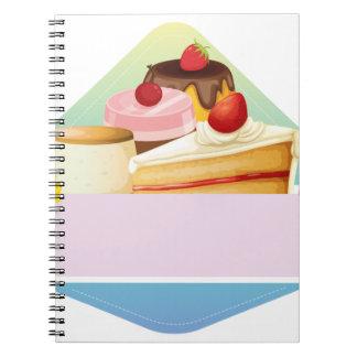 Dessert Notebook
