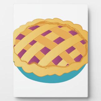 Dessert Pie Plaque