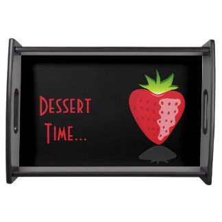 Dessert Time Serving Tray