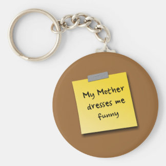Desses Funny Keychain