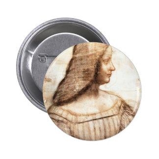 d'Este de Leonardo DA Vinci- Isabel Pins