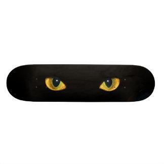 destello del ojo de gatos patín personalizado