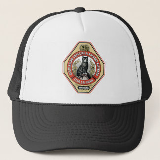 Destilacion Especial de Anisado Refinado Barcelona Trucker Hat