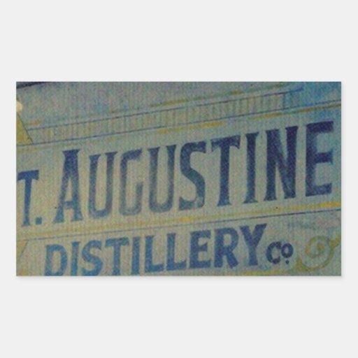 Destilería de St Augustine Rectangular Altavoz