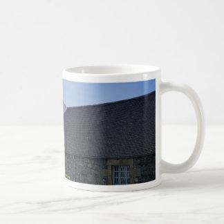 Destilería escocesa de la sola malta taza básica blanca