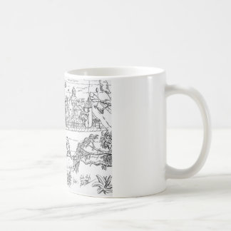 Destin Beach non-natives Classic White Coffee Mug