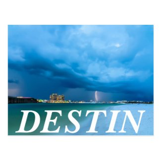 Destin FL Post Card