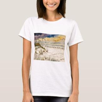 Destin Florida Beach Art T-Shirt