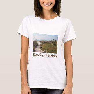 Destin Florida Beach path T-Shirt