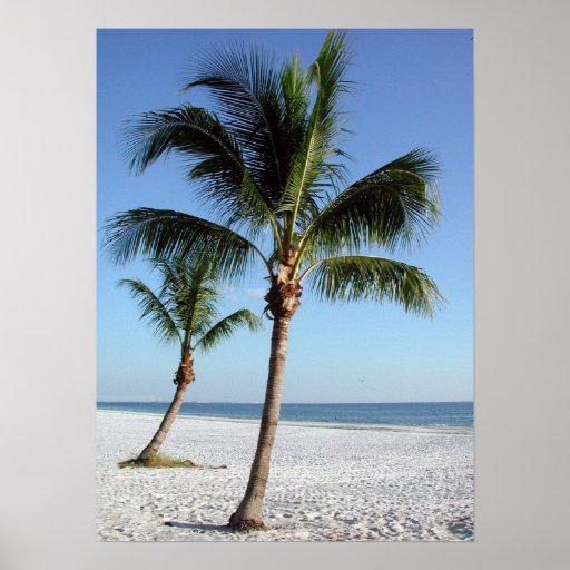 Destin Florida Beach Poster
