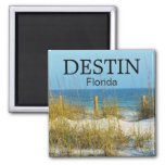 Destin Florida beach sea oats magnet