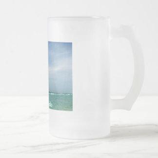 Destin, Florida Frosted Mug