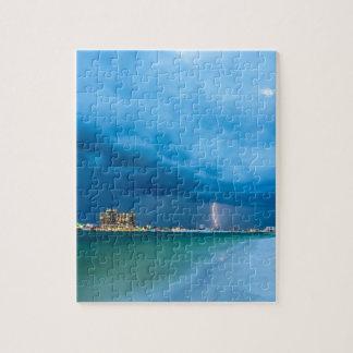 destin, florida, gulf of mexico jigsaw puzzle
