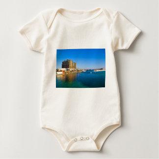 Destin Florida Harbor Beautiful Scenic Photo Baby Bodysuit
