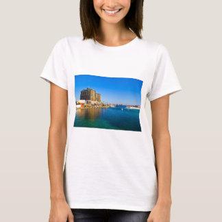 Destin Florida Harbor Beautiful Scenic Photo T-Shirt