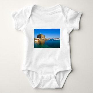 Destin Florida Harbor Photo Baby Outfit Baby Bodysuit