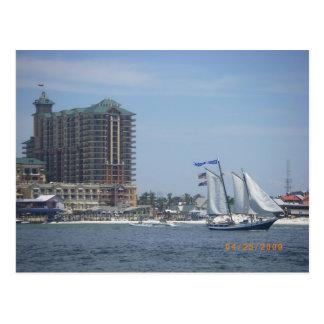 Destin Florida seascape FL vacation Post Cards